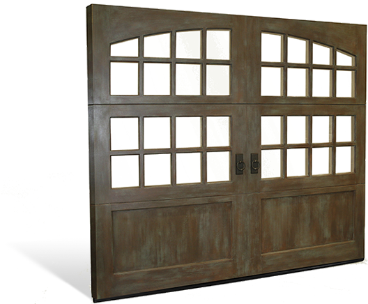 Reserve Collection Custom Series Garage Door